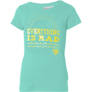 Roxy Everything Is Rad Harmony T-Shirt - Girls' - 2012