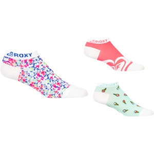 Hot Fudge Sundae Socks - 3 Pack - Girls'