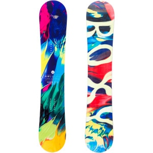 Roxy Banana Smoothie Snowboard - Women's