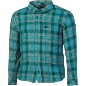 Quiksilver Rolling Semi Flannel Shirt - Long-Sleeve - Little Boys'