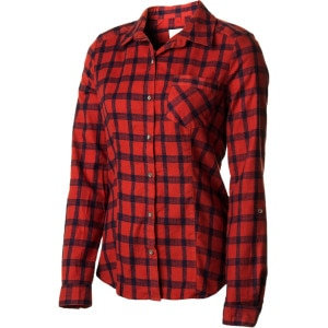 Quiksilver Ski Lodge Flannel Shirt - Long-Sleeve - Women's