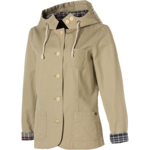 Quiksilver Bar Harbor Hooded Blazer - Women's