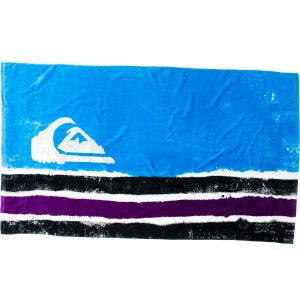 Floored Beach Towel