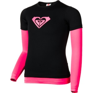 Double Time Rashguard - Girls'