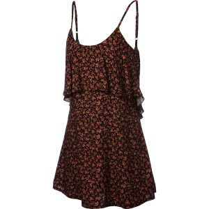 Floral Splash Dress - Women's