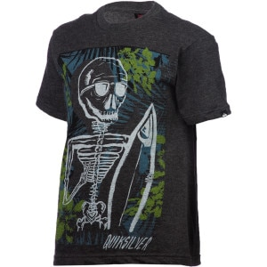 Skull And Roses T-Shirt - Short-Sleeve - Boys'