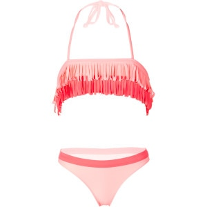 Wild & Free Fringe Swimsuit - Girls'