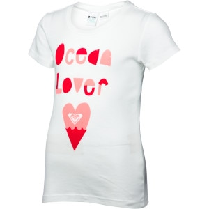 Ocean Lover T-Shirt - Short-Sleeve - Girls'
