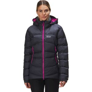 Ascent Hooded Down Jacket - Women's