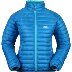 Microlight Down Jacket -Women's