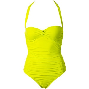 Hey Hottie Palms Tank One-Piece Swimsuit - Women's