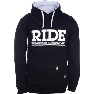 Ride Logo Pullover Hooded Sweatshirt - Men's - 2011