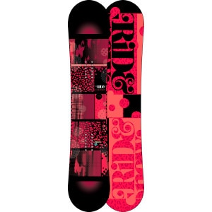 Ride Compact Snowboard - Women's