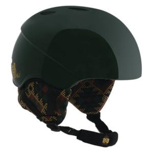 Red Hi-Fi Helmet - 09/10