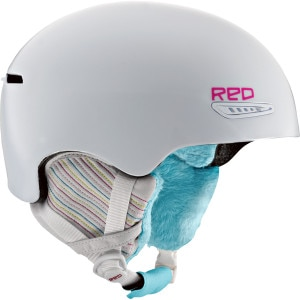 Red Pure Helmet - Women's