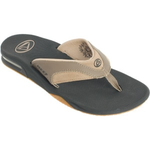 Leather Fanning Sandal - Men's