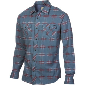 Reef Jalama Flannel Shirt - Long-Sleeve - Men's