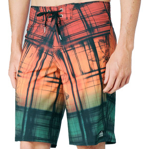 Floral Blur Board Short - Men's