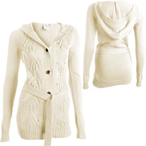 Rip Curl  Coastie Cardigan Sweater - Women's - 2010