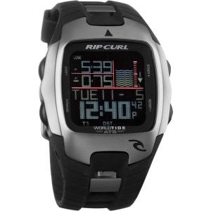 Rip Curl  Ultimate Titanium World Tide & Time Watch