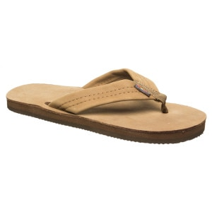 Premier Leather Wide Strap Sandal - Kids'