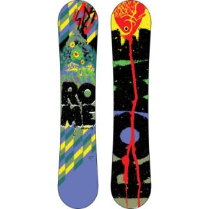 Rome Machine Snowboard - Wide