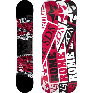 Factory Rocker Snowboard