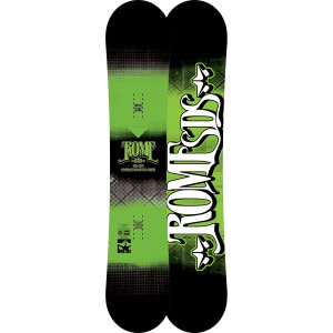 Rome Garage Rocker Snowboard - Wide