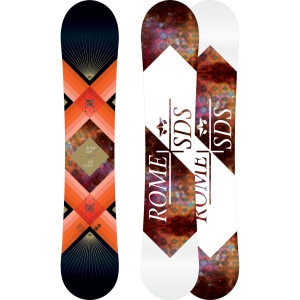 Gold Snowboard - Women's