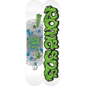 Minishred Rocker Snowboard - Kids'