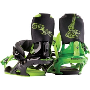 Mob Boss Snowboard Binding