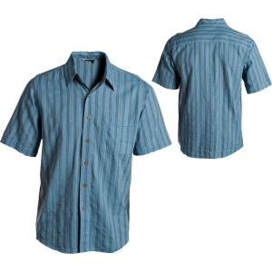 Royal Robbins Cool Mesh Stripe Shirt - Short-Sleeve - Men's