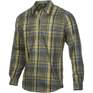 Royal Robbins Acoustic Flannel Shirt - Long-Sleeve - Men's