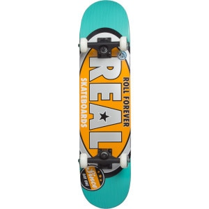Real Skateboards Day One Oval Complete Skateboard - 2012