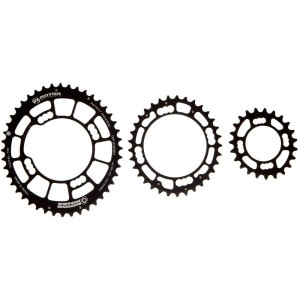 MTB Triple Q-Ring Set - XTR 970