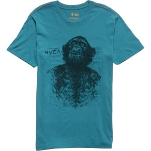 RVCA Foreward Slim T-Shirt - Short-Sleeve - Men's