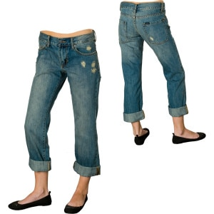 RVCA Boyfriend Denim Jean II- Women's - 2009