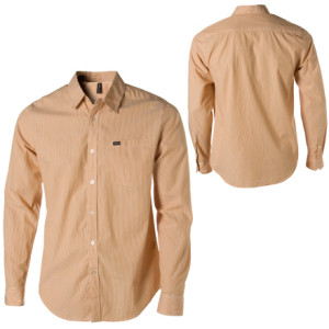RVCA San Stripe Shirt - Long-Sleeve - Men's - 2009