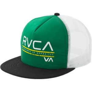 RVCA Distress Trucker Hat