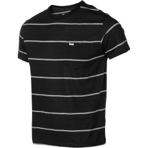 RVCA Emmet Stripe Crew - Short-Sleeve - Men's