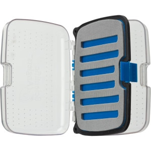 Compact 216 Small Waterproof Fly Box
