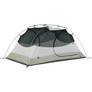 Zia 2 Tent with Footprint and Gear Loft:  2-Person 3-Season