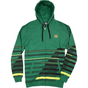 686 Split Level Full-Zip Hooded Sweatshirt - Men's - 2010