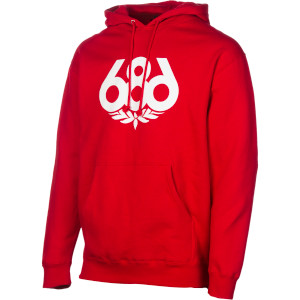 Wreath Pullover Hooded Sweatshirt - Men's