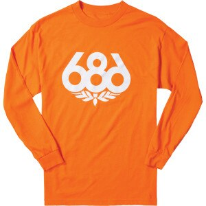 Wreath T-Shirt - Long-Sleeve - Men's