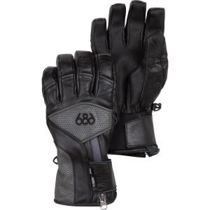 Focus Leather Glove
