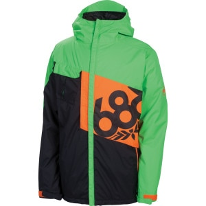 686 Mannual Iconic Insulated Jacket - Men's - 2012