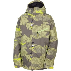 Camotooth Insulated Jacket - Men's