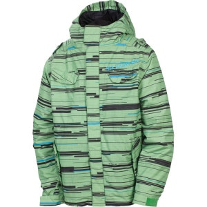 Smarty Streak Insulated Jacket - Boys'