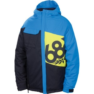 Mannual Iconic Insulated Jacket - Boys'